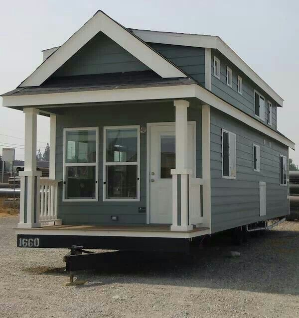 Adorable Tiny House On Wheels