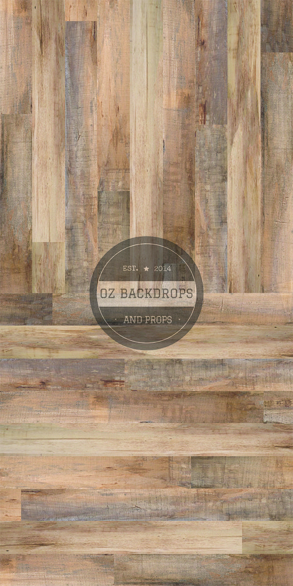 Dakota Wood - Two In One - Oz Backdrops and Props