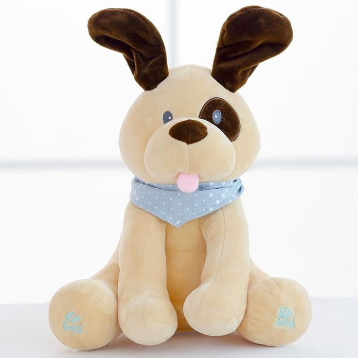 New in our shop! Peek-A-Boo Puppy Plush Toy http://www.surpriceme.com/products/peek-a-boo-puppy-plush-toy?utm_campaign=crowdfire&utm_content=crowdfire&utm_medium=social&utm_source=pinterest