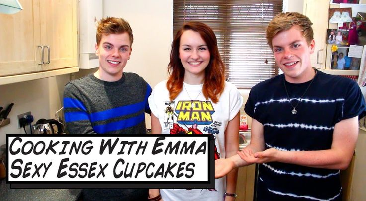 We made delicious, fabulous, sexy cupcakes in the kitchen with EmmaTalkss! We had a great time, did you enjoy it? It's over on @YouTube.  http://youtube.com/nikinsammy http://twitter.com/nikinsammy http://facebook.com/nikinsammy