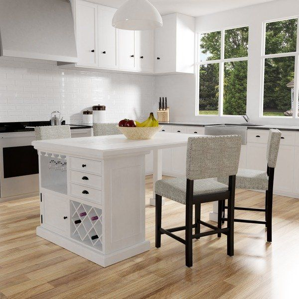 Overstock Com Online Shopping Bedding Furniture Electronics Jewelry Clothing More Kitchen Island Table Kitchen Island With Seating Modern Kitchen Island
