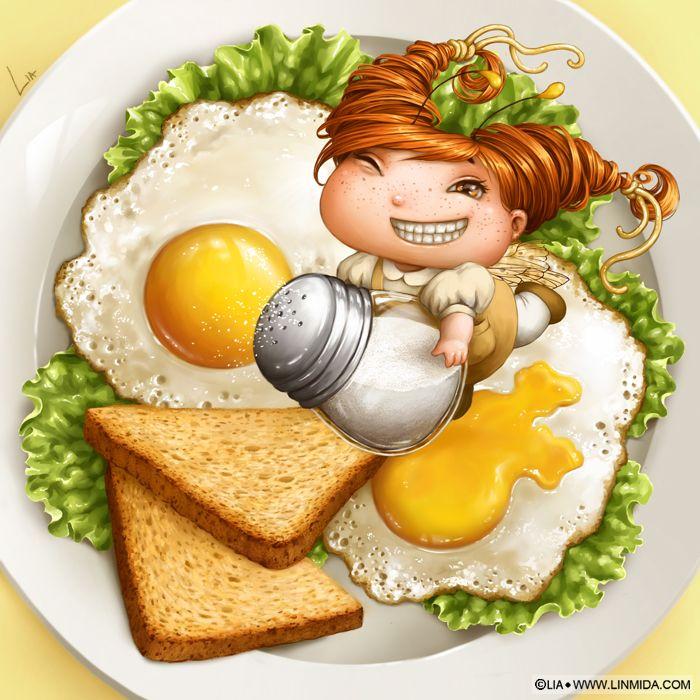 Salt fairy-bug by LiaSelina.deviantart.com