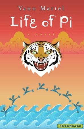 Life of Pi  Fascinating story