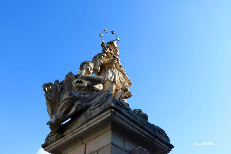 św.Jan Nepomucen na Rynku w Poznaniu