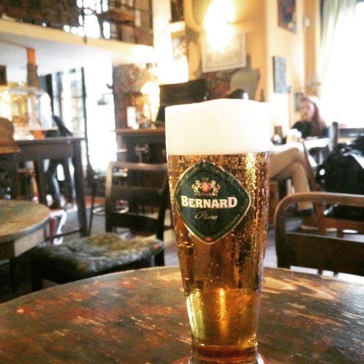 Vernissage &  Beer #bernard