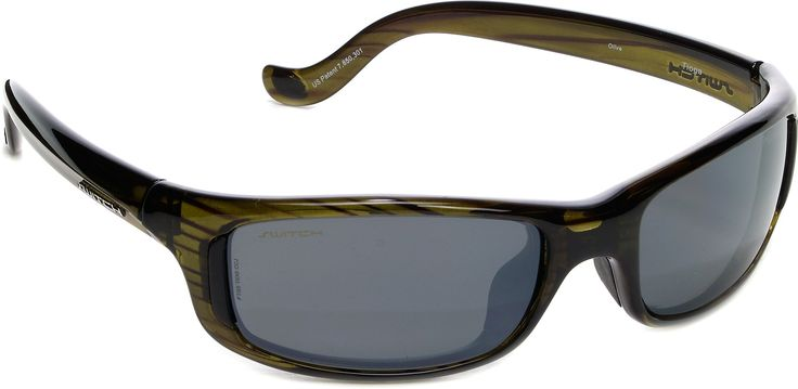 Tioga in Olive, Switch Vision Sunglasses. www.switchvision.com