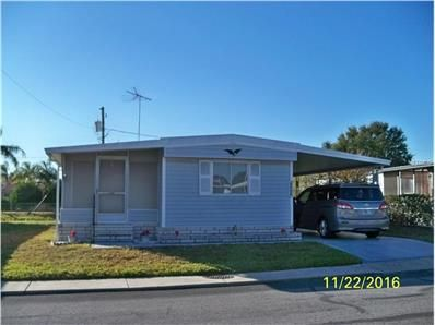 NEW FOR SALE: 3405 Chatford Dr, Holiday, FL 34690 $39,000 - This 14 ft singlewide is located in a very active 55+ community. Split bedroom plan, 2 bedrooms, 2 baths, enclosed front porch, partially furnished. Furnishing list available . Home is in need of some minor repairs. Great floor plan for a single wide. Community offers heated year around pool, active clubhouse and more. — My Florida Regional MLS #: W7625013