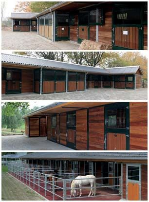 Stable block layouts #stables