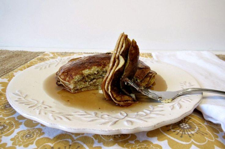 Banana Pancakes – 2 Ingredients