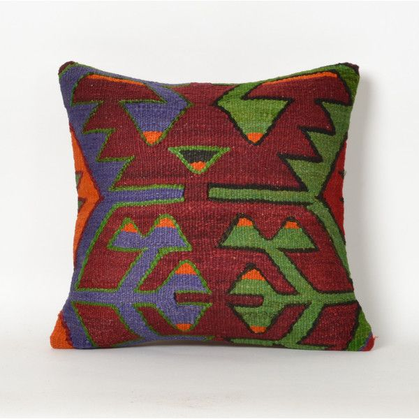 Southwestern Pillow Pillow Cover Throw Pillow Pillow Southwestern... ($49) ❤ liked on Polyvore featuring home, home decor, throw pillows, dark olive, decorative pillows, home & living, home décor, kilim throw pillows, inspirational home decor and handmade home decor