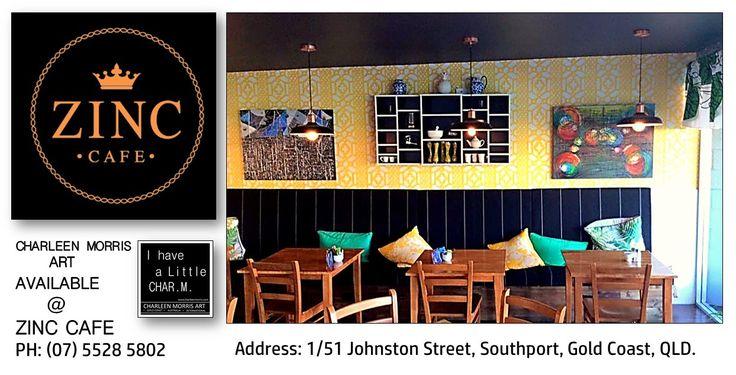 ZINC CAFE Southport Gold Coast