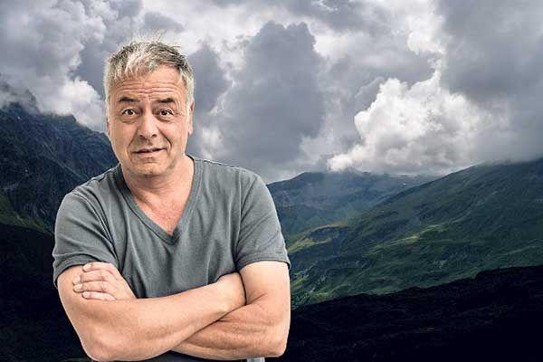 Komiker Rolf Schmid (55) liebt Rüeblitorte - Coopzeitung - Die grösste Wochenzeitung der Schweiz