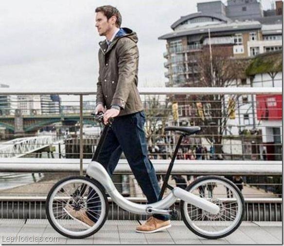 JIVR Bike, la bicicleta eléctrica, plegable y conectada para el transporte urbano - http://www.leanoticias.com/2015/03/25/jivr-bike-la-bicicleta-electrica-plegable-y-conectada-para-el-transporte-urbano/