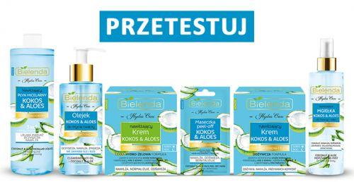 Przetestuj kosmetyki Bielenda z serii HYDRA CARE – TestClub Polska