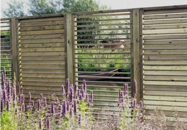 116 best images about house ideas on pinterest slate for Garden divider ideas