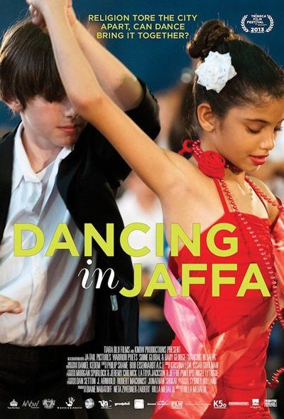"""""""Dancing in Jaffa"""" von Hilla Medalia. Mehr unter: http://www.kino-zeit.de/filme/dancing-in-jaffa"""