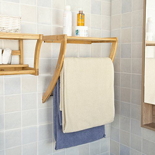 1000 id es sur le th me porte serviette mural sur for Porte serviette mural salle de bain