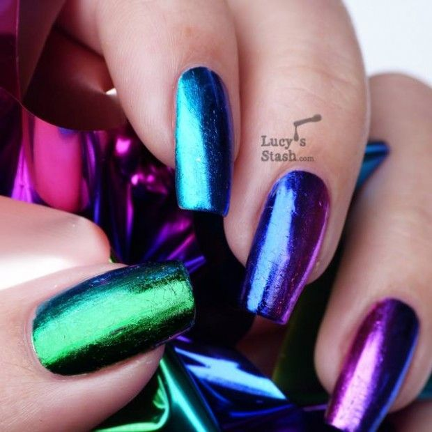 25 Crazy Summer Nail Design Ideas I would think these would be perfect for X-MAS! | See more at http://www.nailsss.com/colorful-nail-designs/3/