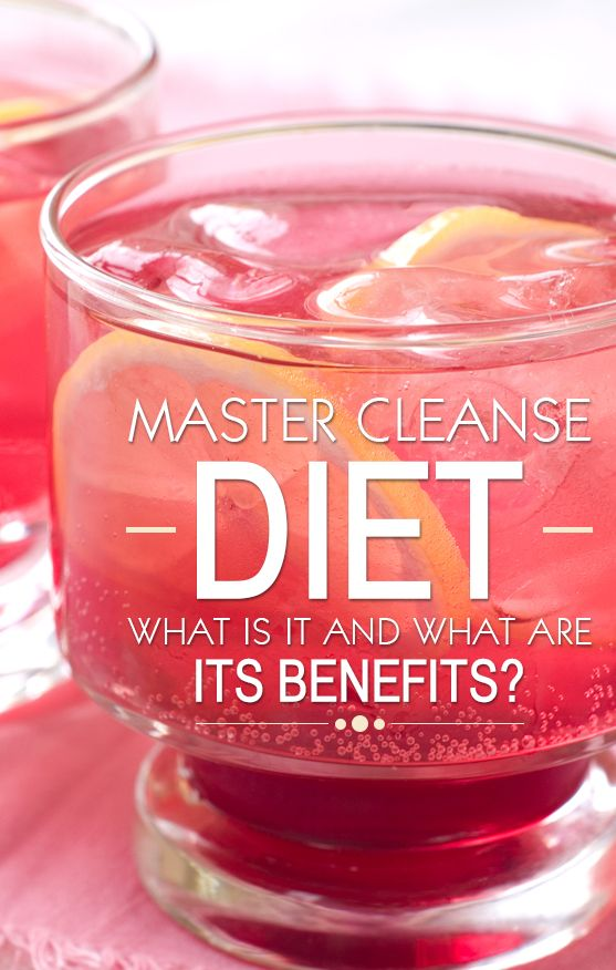 The Master Cleanse is also commonly known as the Lemonade diet. It has 4 main ...