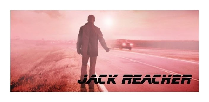 Jack Reacher is a fictional character created by British author Jim Grant (who writes under the pen name of Lee Child). (See our App on Lee Child at Google Play)
