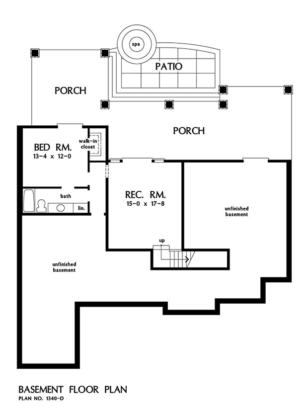 334 best exterior and floor plans images on pinterest for Brodie house plan