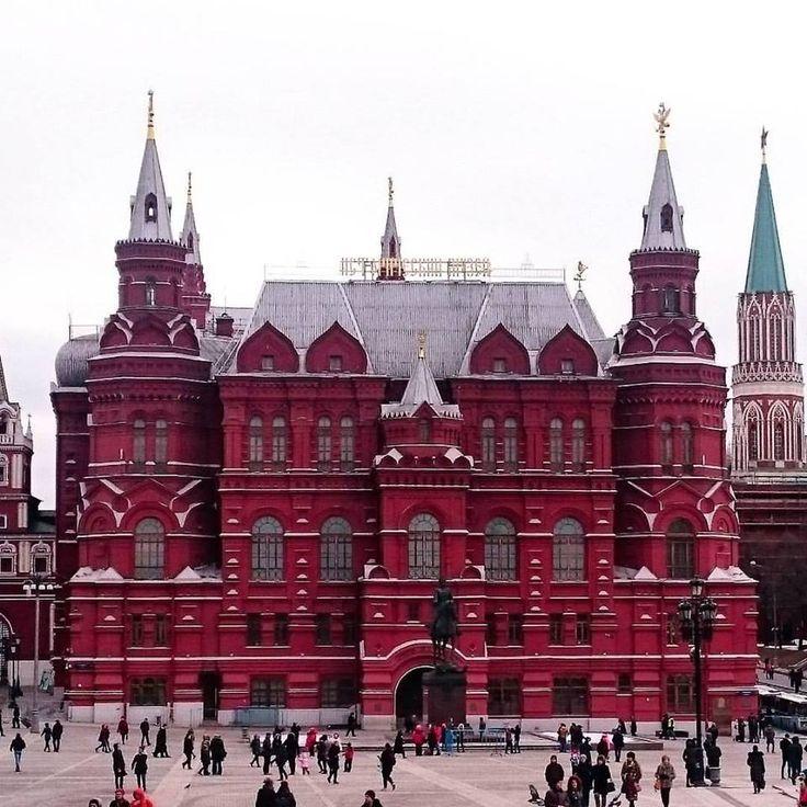 State Historical Museum of Russia in Red Square, Moscow, Russia #StateHistoricalMuseumOfRussia #Moscow #Russia #TravelingRussia   #Travel #Tourism #AdventureTravel  _ Sponsored by #RickStonekingSr #InternationalTravelReviews - #Twitter @ IntlReviews - https://www.linkedin.com/in/internationaltravelreviews #Publisher #TravelPublisher #TravelMagazine #AccessibleTravel