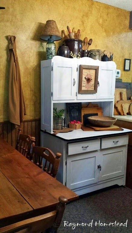 17 Best Images About Hoosier Type Cabinets On Pinterest