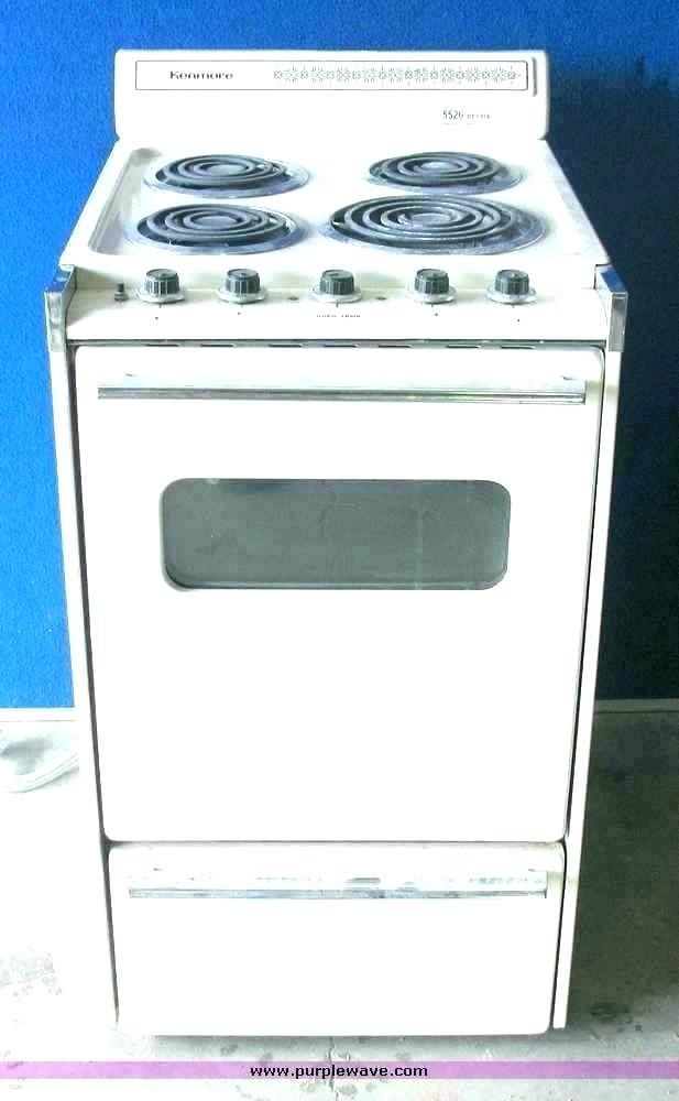 Talk About Used Apartment Size Stove