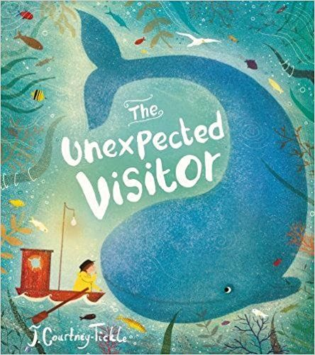 The Unexpected Visitor: Amazon.co.uk: Jessica Courtney-Tickle: 9781405283656: Books