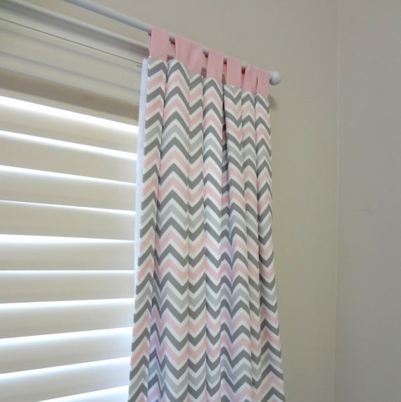 25 best ideas about grey chevron curtains on pinterest - Cortinas baratas valencia ...