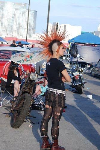 Fuck Yeah Punk Rock Girls