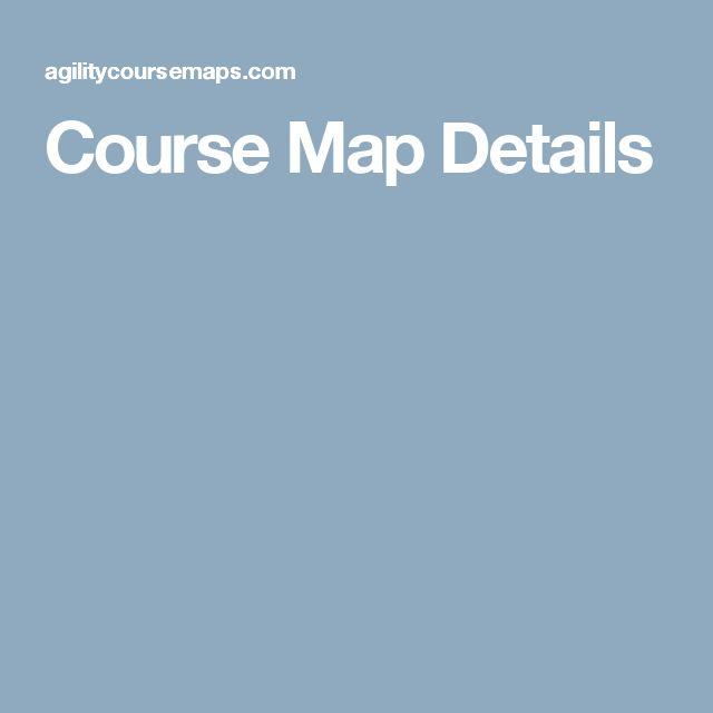 Course Map Details