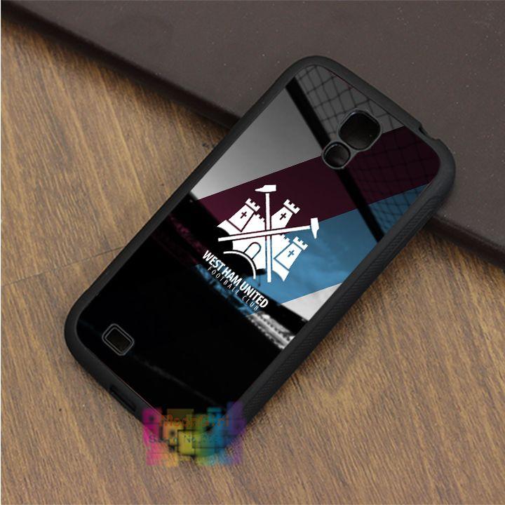 サムスンギャラクシーS3 S4 S5 S6 S7注2注3注4#LB1070のためのウェストハム8ファッションの携帯電話ケース