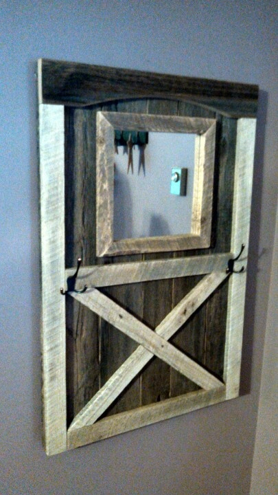 17 Best Images About Door Mirrors On Pinterest Barn