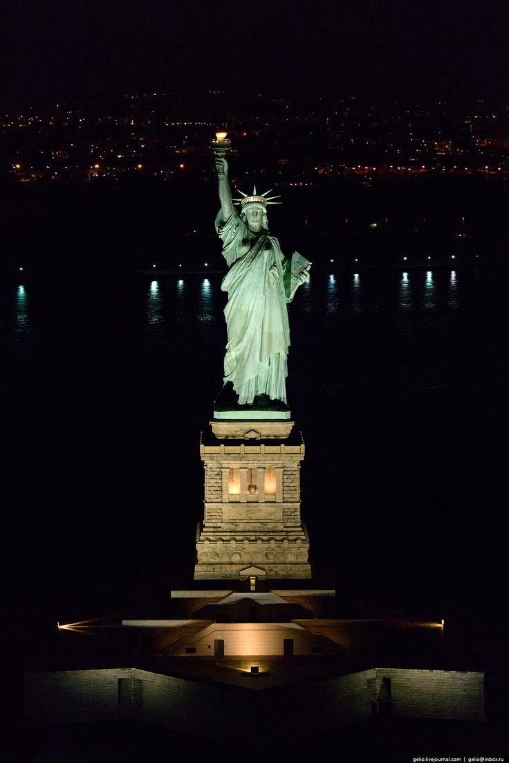 Gelio (Степанов Слава) - Нью-Йорк с высоты   New York from above