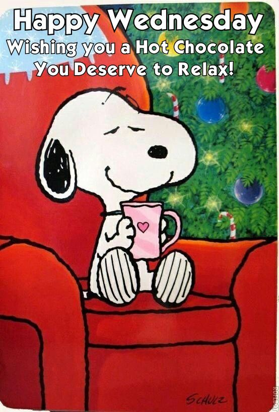 Exceptional Happy Wednesday Quote   Snoopy Quote Itu0027s Nowhere Near Christmas But This  Is Cute!