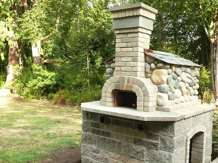 464 best pizza ovens images on Pinterest Outdoor oven, Wood - pizzaofen grill bausatz