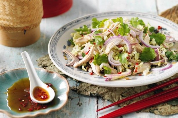 Gather fiery chillies, bunches of feathery coriander and this easy Vietnamese recipe, and you're all set to make a fresh and delicious midweek meal.