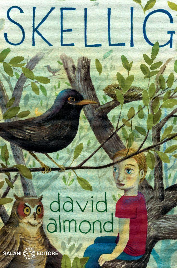 Skellig, di David Almond.