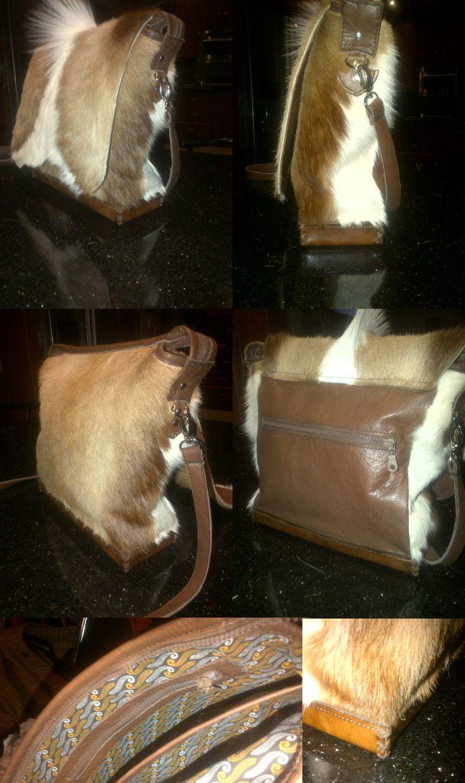 Springbuck Leather Bag
