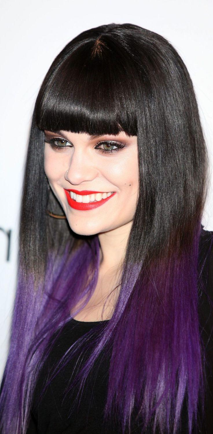 38 Schattierungen von Lila Haarfarbe Ideen, die Sie lieben werden