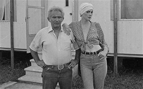 Norman Mailer and Norris Church Mailer