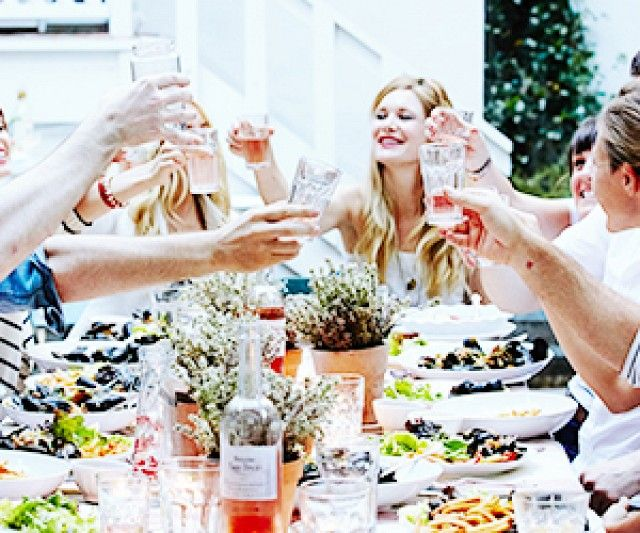 Party expert Katie Sweeney shares her tried-and-true expertise for a flawless meal with friends.