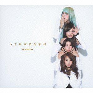 Scandal - Standard (CD+DVD) [Japan LTD CD] ESCL-4107: