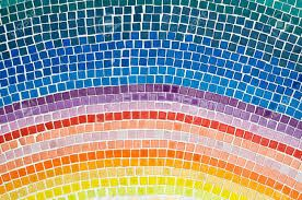 Image result for mosaics in modern architecture