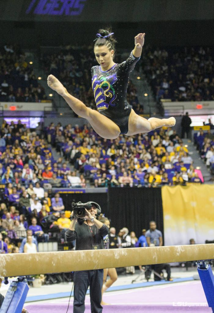 LSU Gymnastics - LSU vs. Florida. 02.20.15
