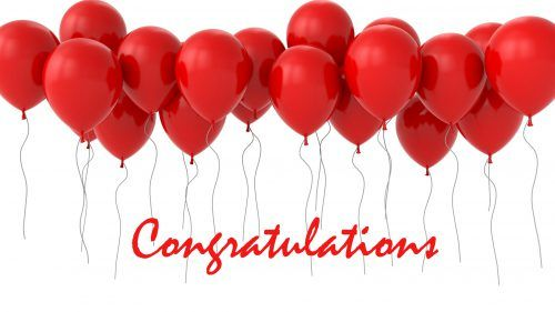 Congratulations balloons images #party #partyballoon