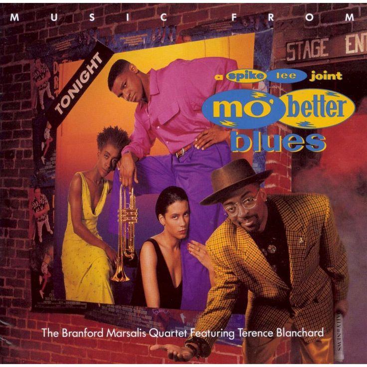 Branford marsalis - Mobetter blues (Ost) (CD)
