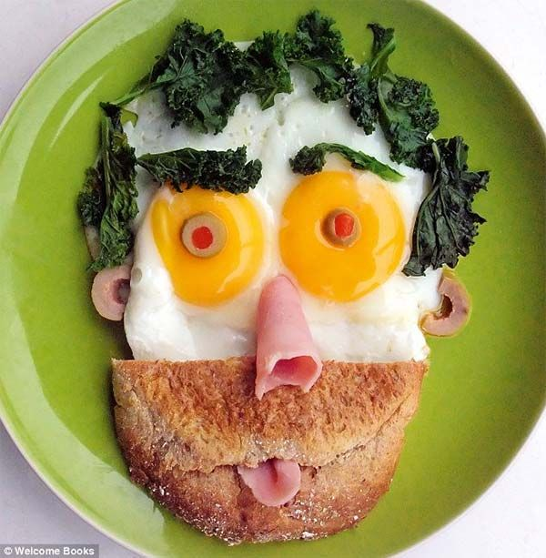 funny food art2 Funny Food Art by Bill & Claire Wurtzel