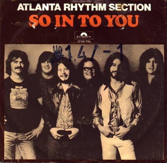 So Into You (1976) - Atlanta Rhythm Section